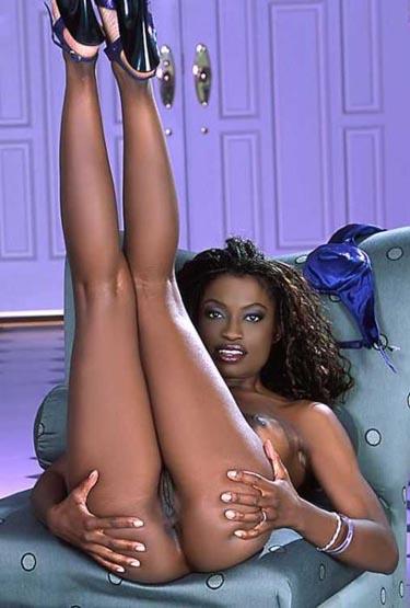 Ebony Girlie Porn